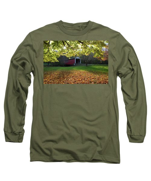 Billy Creek Bridge Long Sleeve T-Shirt