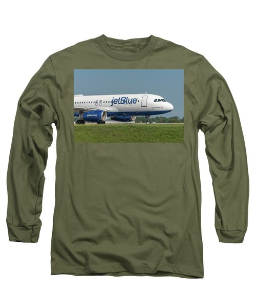 Bippity Boppity Blue Long Sleeve T-Shirt