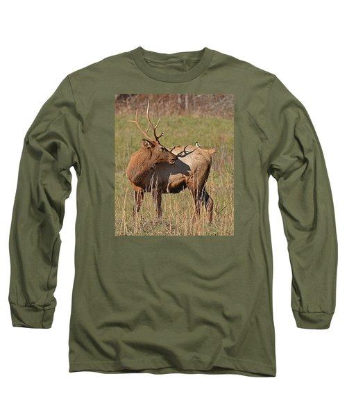 Bird On My Back Long Sleeve T-Shirt