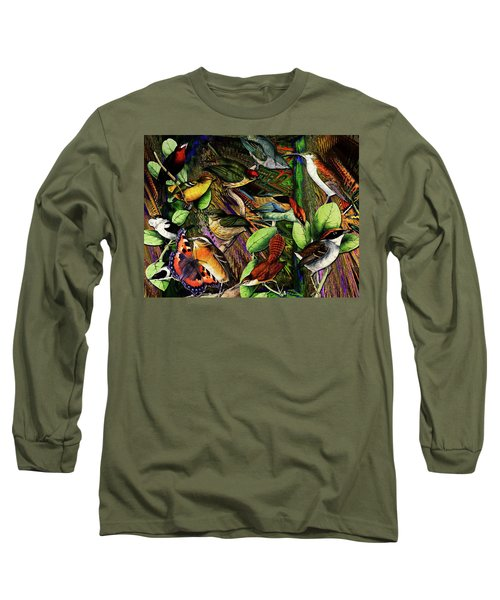 Birdland Long Sleeve T-Shirt