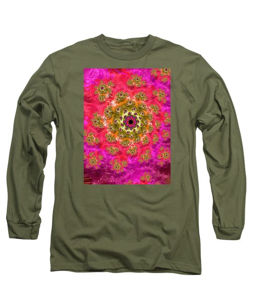 Long Sleeve T-Shirt featuring the photograph Black Hole Dresses For Bollywood by Ronda Broatch