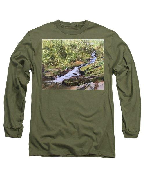 Black Mountain Symphony Long Sleeve T-Shirt