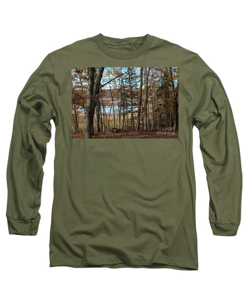 Black Rock Flats From The Mary Ann Long Sleeve T-Shirt