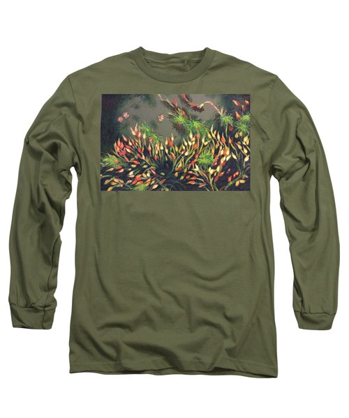 Bladderwort  Long Sleeve T-Shirt