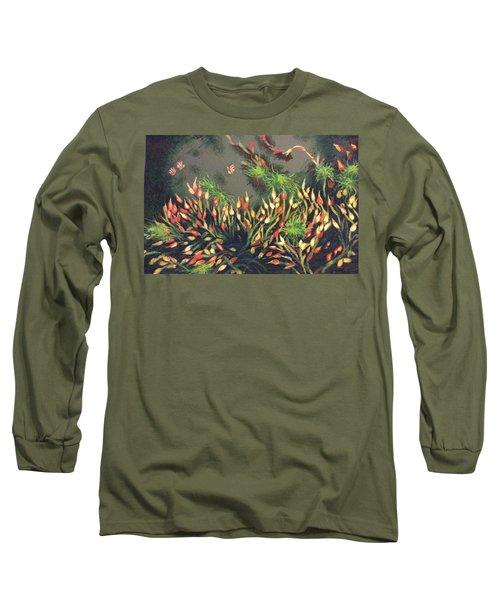 Bladderwort  Long Sleeve T-Shirt