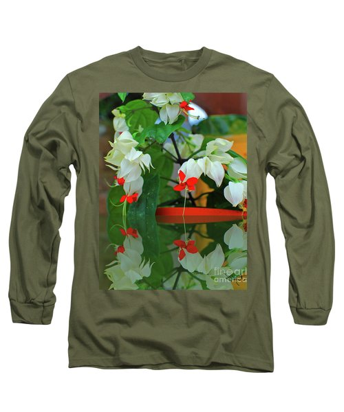 Bleeding Heart I Long Sleeve T-Shirt