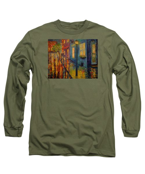 Bliss Long Sleeve T-Shirt by Dorothy Allston Rogers