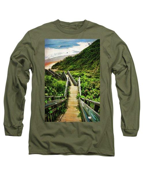 Block Island Long Sleeve T-Shirt