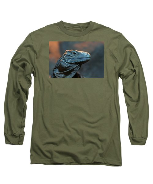 Blue Iguana Long Sleeve T-Shirt