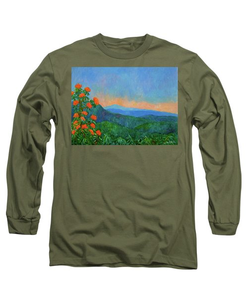 Blue Ridge Morning Long Sleeve T-Shirt