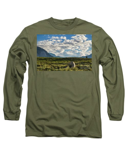 Blue Sky Monmouth  Long Sleeve T-Shirt
