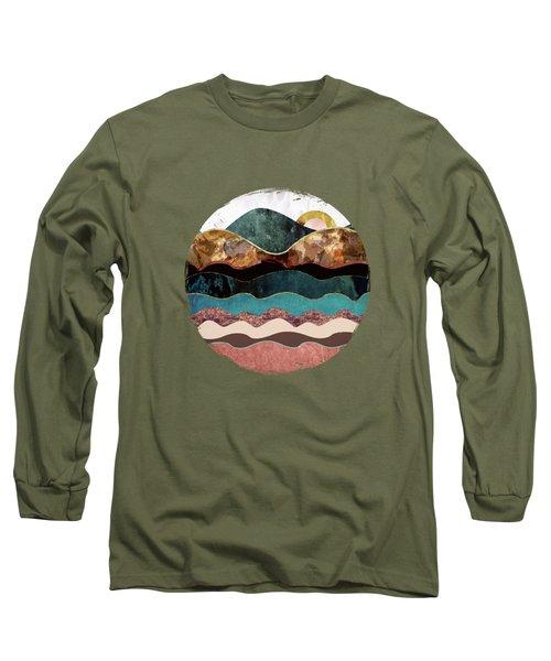 Blush Moon Long Sleeve T-Shirt