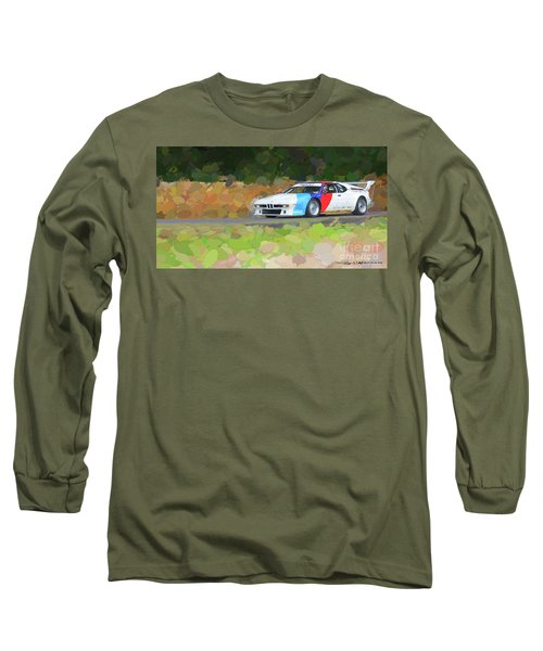Bmw M1 Long Sleeve T-Shirt