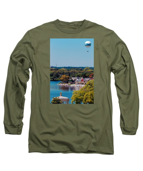 Boat House Row Long Sleeve T-Shirt