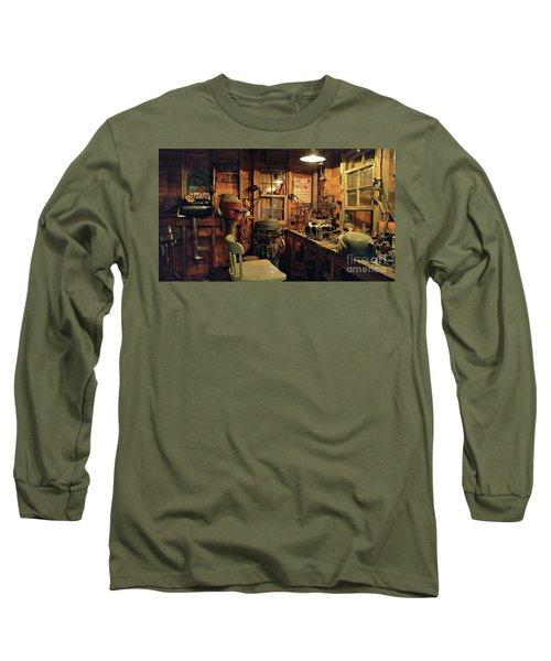 Boat Repair Shop Long Sleeve T-Shirt