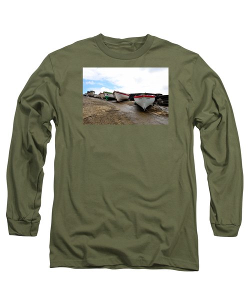 Boats,fishing-24 Long Sleeve T-Shirt