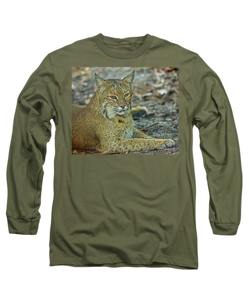 Bobcat Long Sleeve T-Shirt