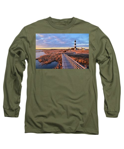 Bodie Lighthouse Long Sleeve T-Shirt