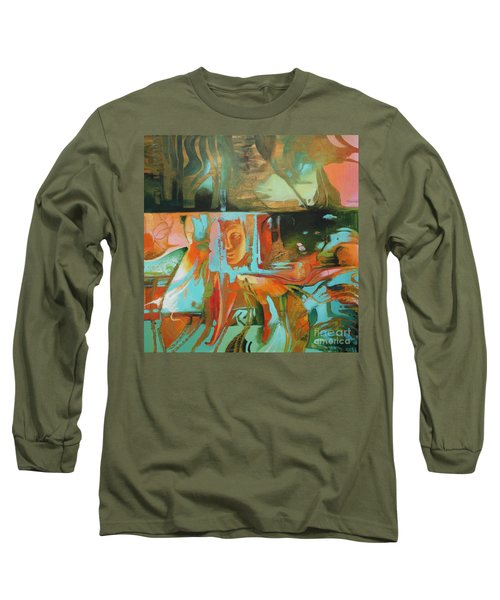 Bohemian Mix Long Sleeve T-Shirt