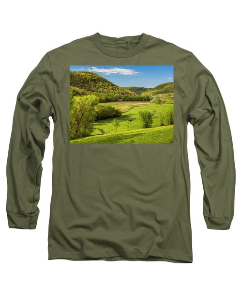 Bohemian Valley Long Sleeve T-Shirt