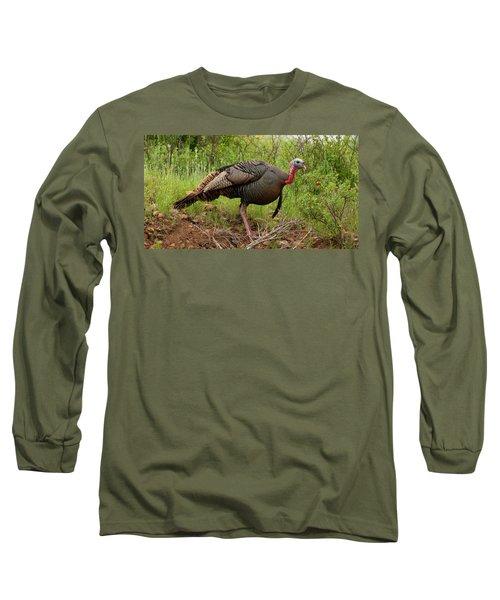 Bold Turkey Long Sleeve T-Shirt