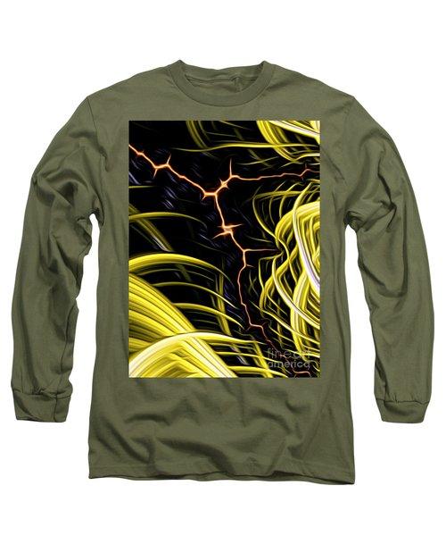 Bolt Through Long Sleeve T-Shirt