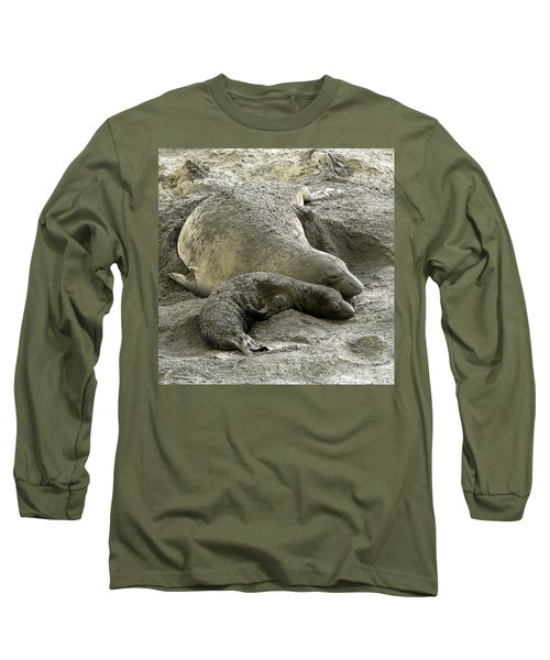 Bonding Long Sleeve T-Shirt