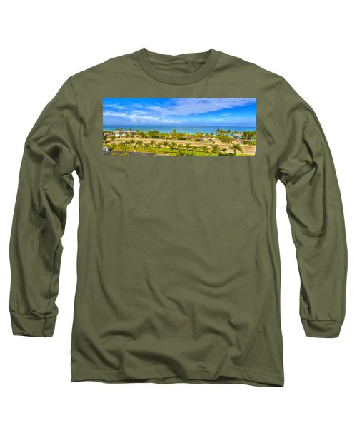 Bonita Beach Long Sleeve T-Shirt by Sean Allen