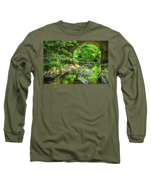 Boola Bridge  Long Sleeve T-Shirt