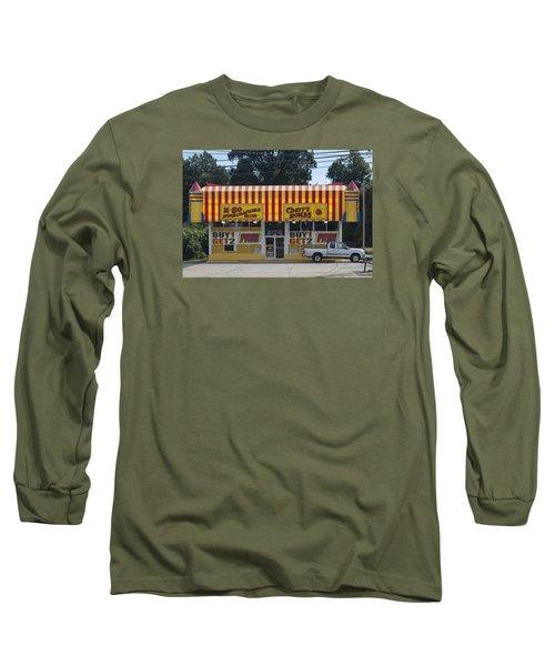Boom Boom Long Sleeve T-Shirt
