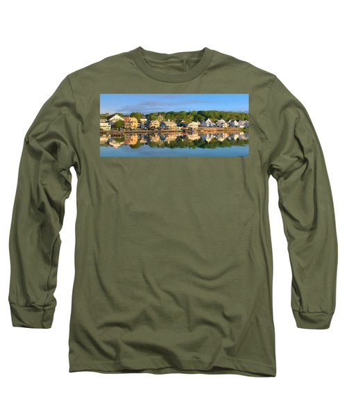 Booth Bay Reflections Long Sleeve T-Shirt