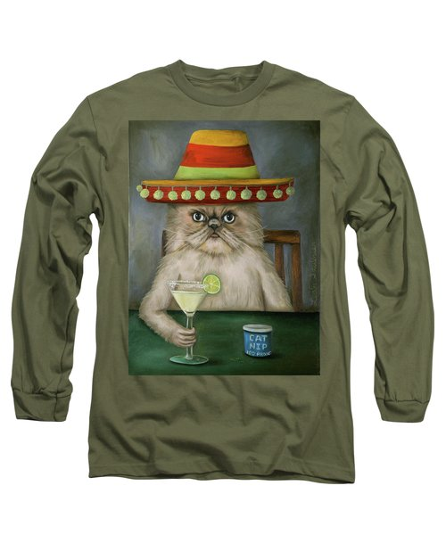 Boozer 3 Long Sleeve T-Shirt