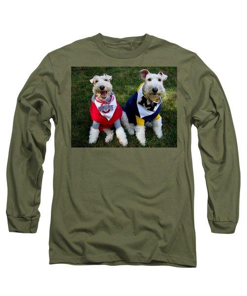 Border Battle Long Sleeve T-Shirt