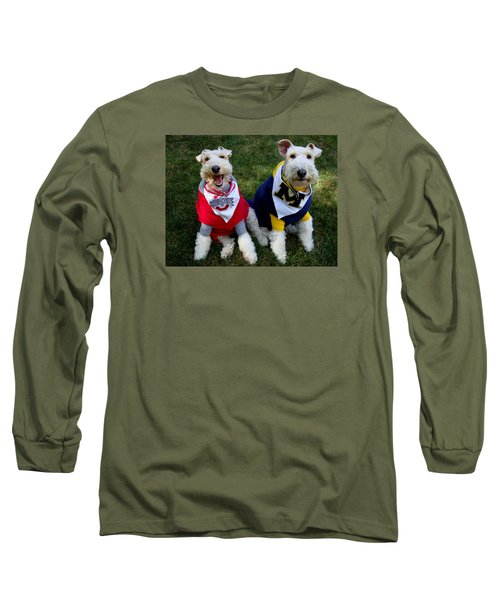Border Battle					 Long Sleeve T-Shirt
