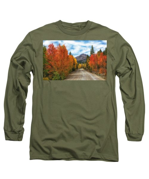 Boreas Mountain Long Sleeve T-Shirt