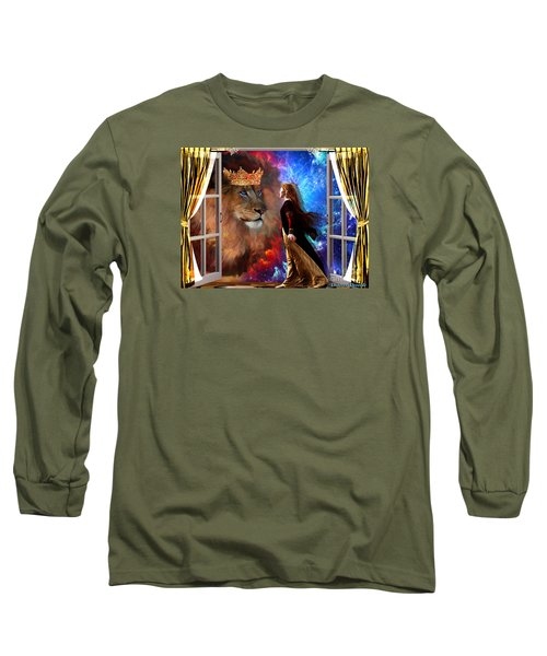 Born For Such A Time Long Sleeve T-Shirt by Dolores Develde