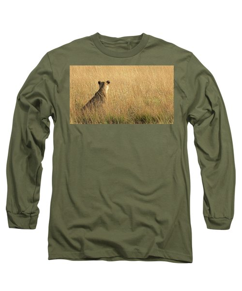 Born Free Long Sleeve T-Shirt