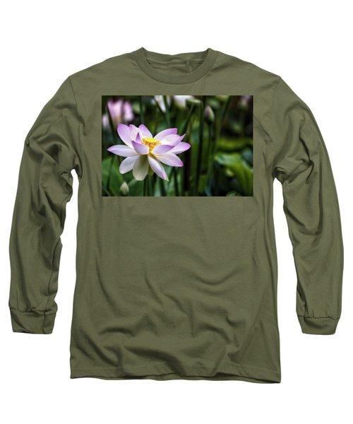 Born Of The Water Original Long Sleeve T-Shirt by Edward Kreis