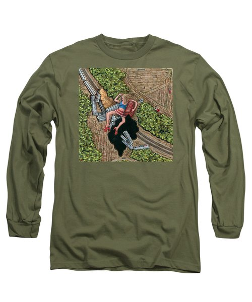 Borrachera Long Sleeve T-Shirt