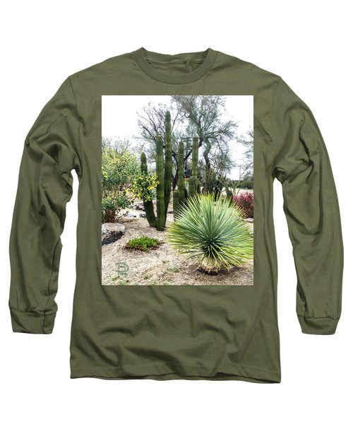 Borrego Botanical Garden Long Sleeve T-Shirt