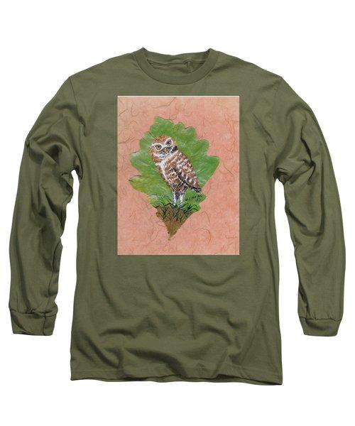 Borrowing Owl Long Sleeve T-Shirt