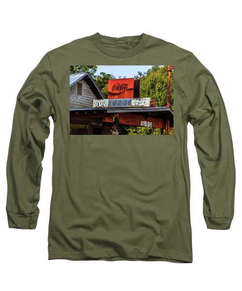 Bo's Grocery Long Sleeve T-Shirt