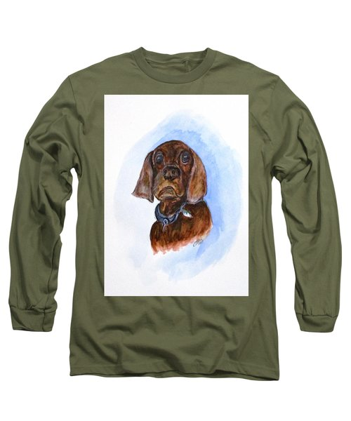 Bosely The Dog Long Sleeve T-Shirt