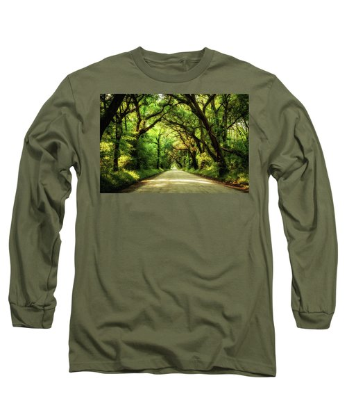 Botany Bay Road Long Sleeve T-Shirt