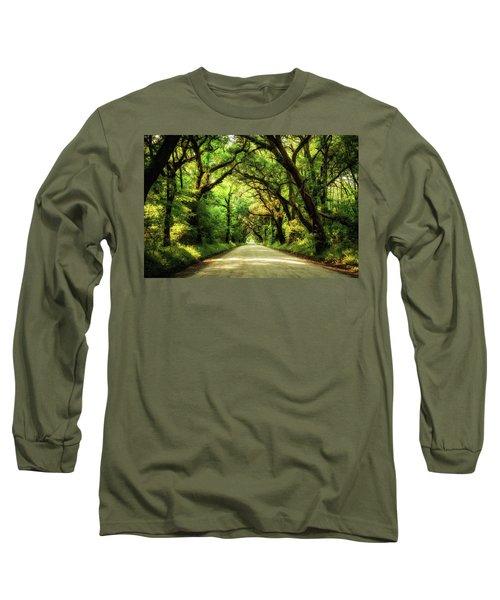 Botany Bay Road Long Sleeve T-Shirt