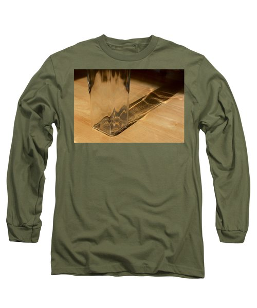 Bottle And Shadow 0925 Long Sleeve T-Shirt