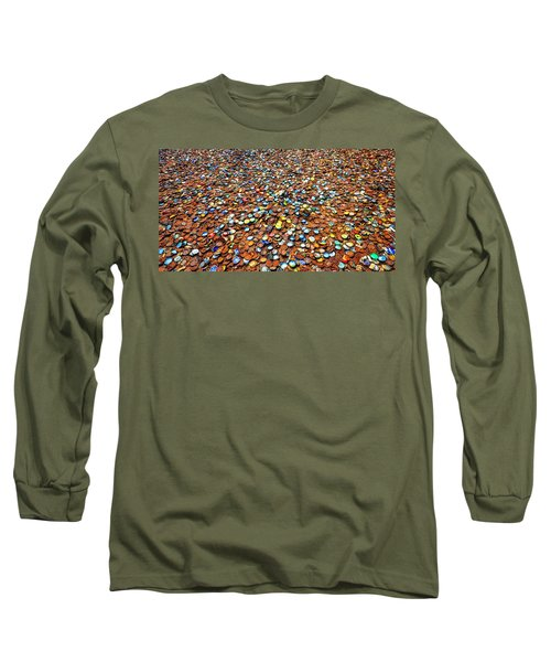 Bottlecap Alley Long Sleeve T-Shirt