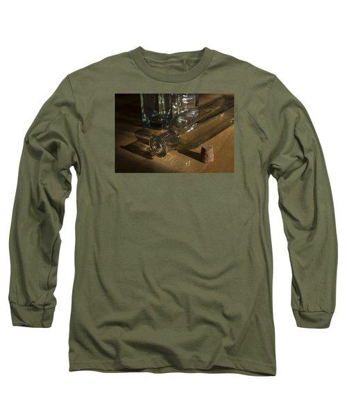 Bottles And Cork 1002 Long Sleeve T-Shirt