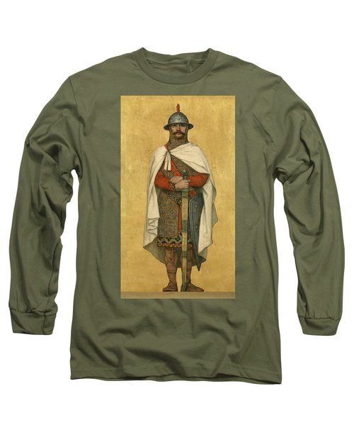 Baldwin Iv Long Sleeve T-Shirt