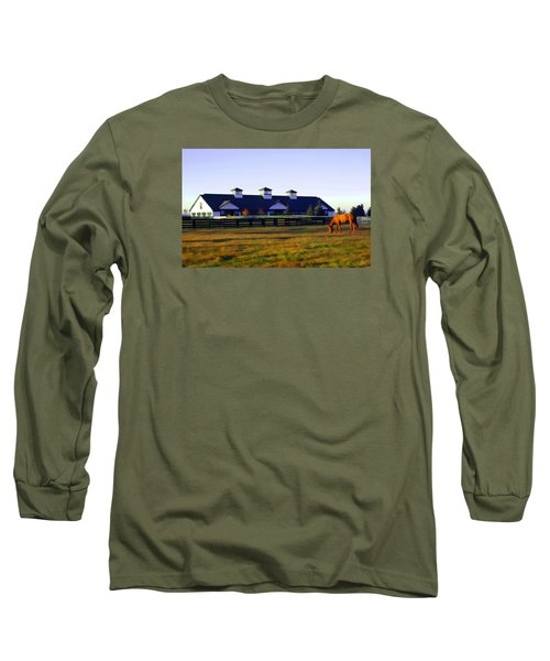 Boulevard Barn Long Sleeve T-Shirt